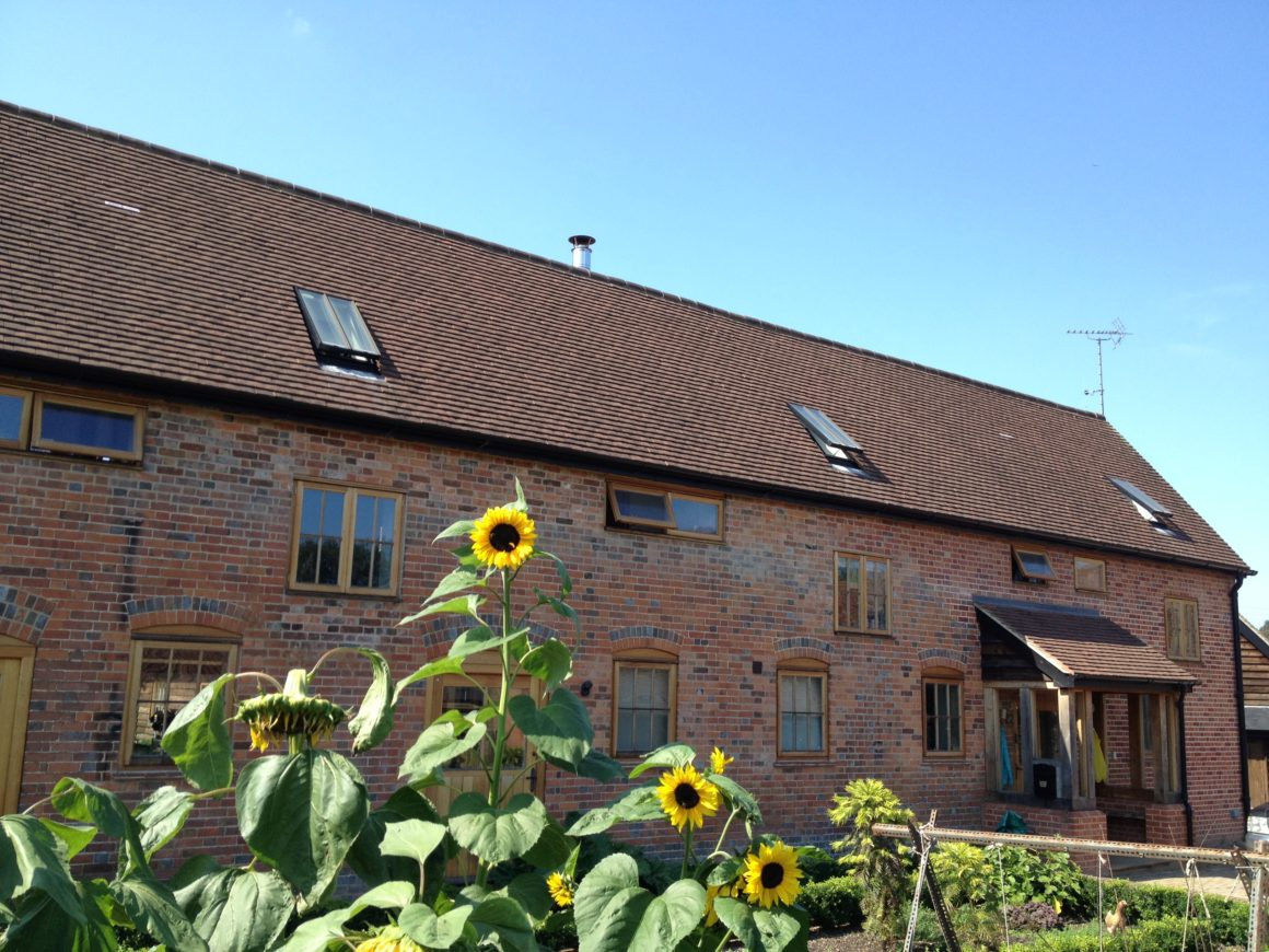 Coach House Barn, Barn Conversion
