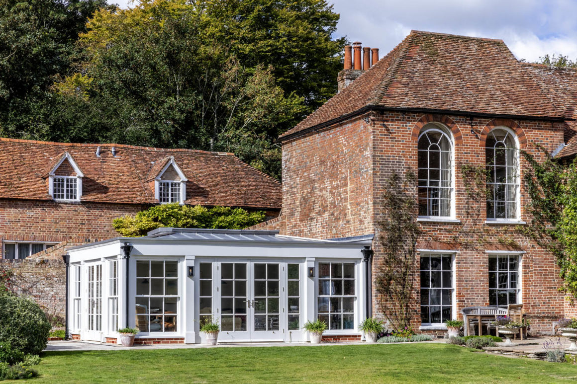 Upper Clatford, Grade II Listed Extension